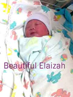 baby Elaizah